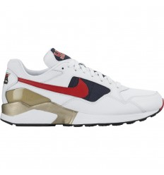 NIKE AIR PEGASUS 92 PREMIUM WHITE OLYMPIC GAME